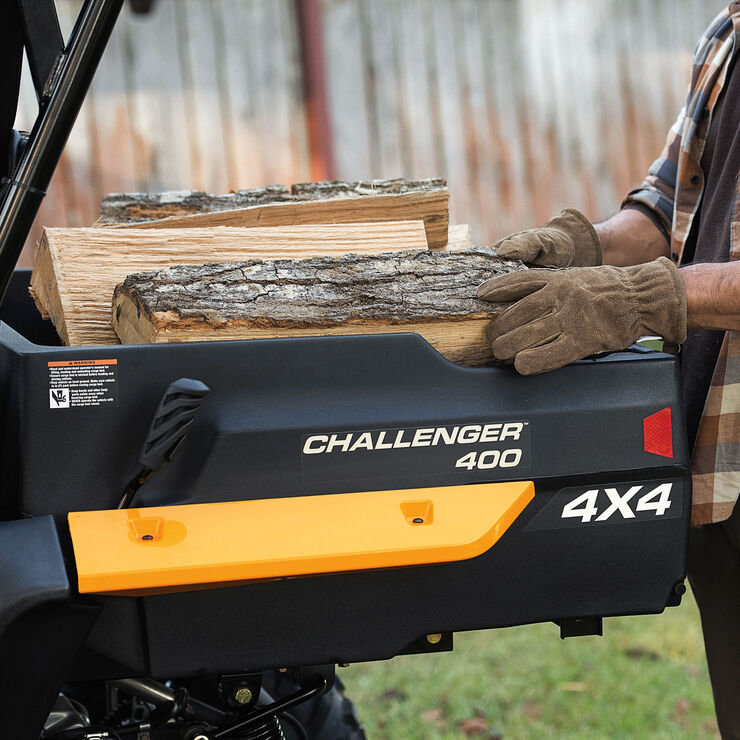 Challenger 400 4x4