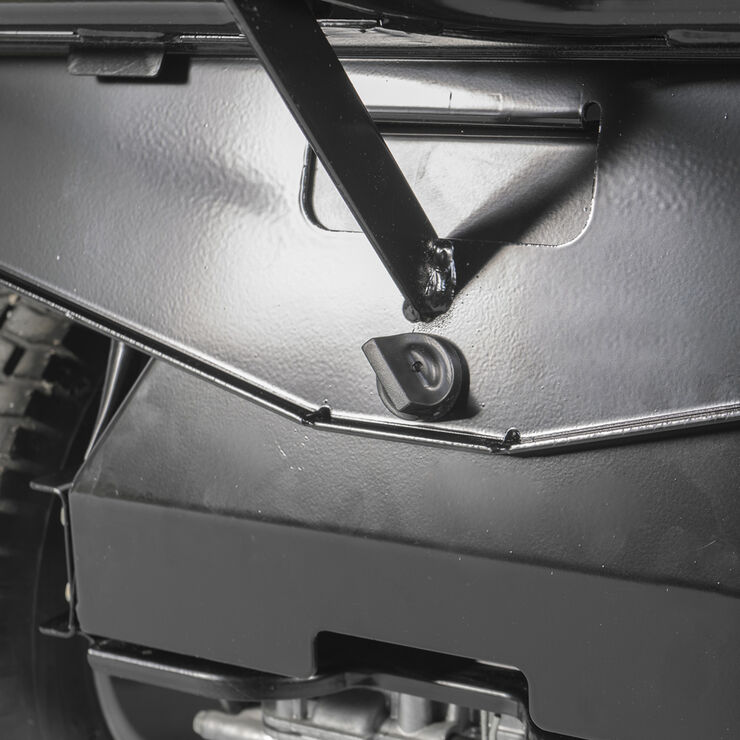 Bagger for 30-inch Decks