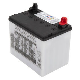 Dry Top-Vented Battery Without Acid - 300 CCA