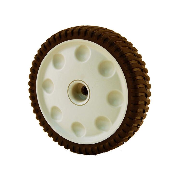 Wheel Assembly, 8 x 2.125 - Gray