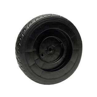 Wheel Assembly, 9 x 2 - Black