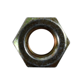 Center Lock Hex Nut, 5/16-18
