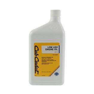 Oil-Low Ash-Sae 30