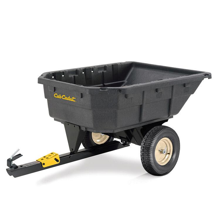 Poly Swivel Dump Cart