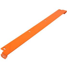 30-in Shave Plate (Majestic Orange)
