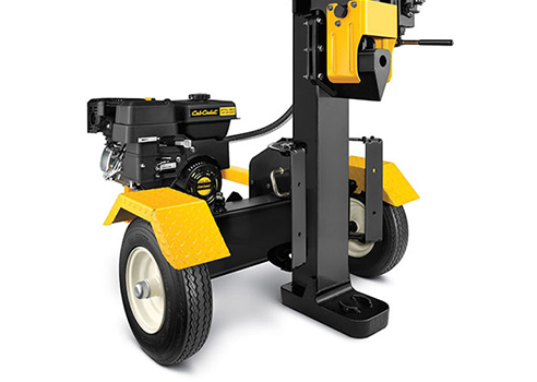 Cub cadet Log Splitter front angle view