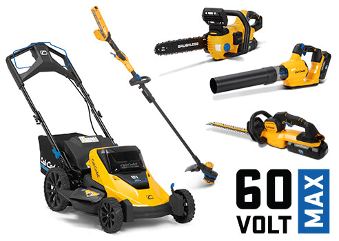 whole product line of 60 volt products