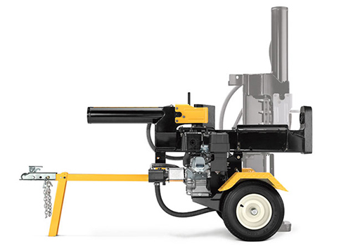 Cub cadet Log Splitter side view