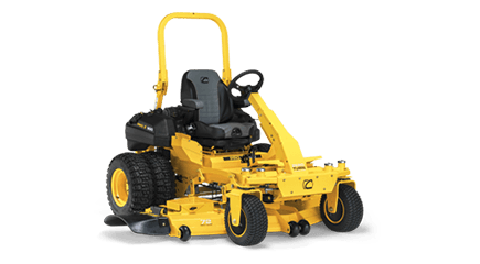 commercial riding mower