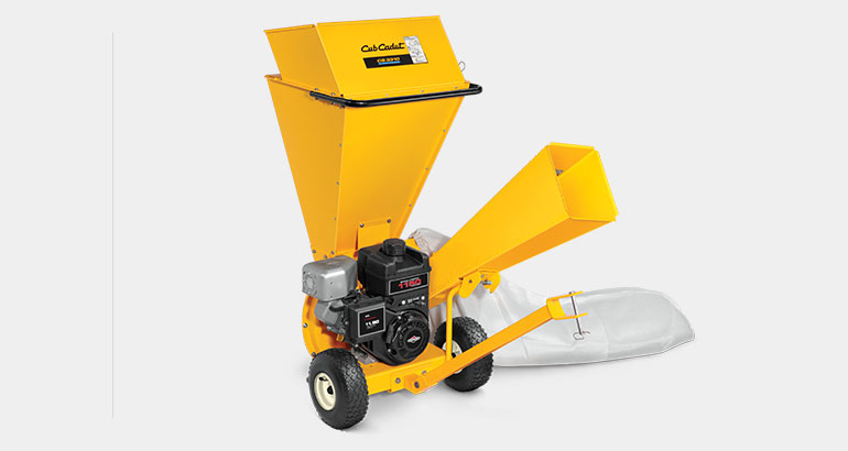 Cub Cadet Chipper Shredder