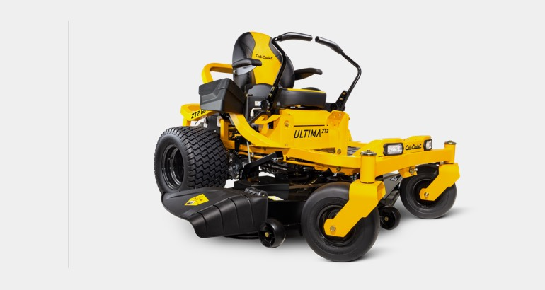 Cub Cadet Ultima Zero-turn riding lawn mower