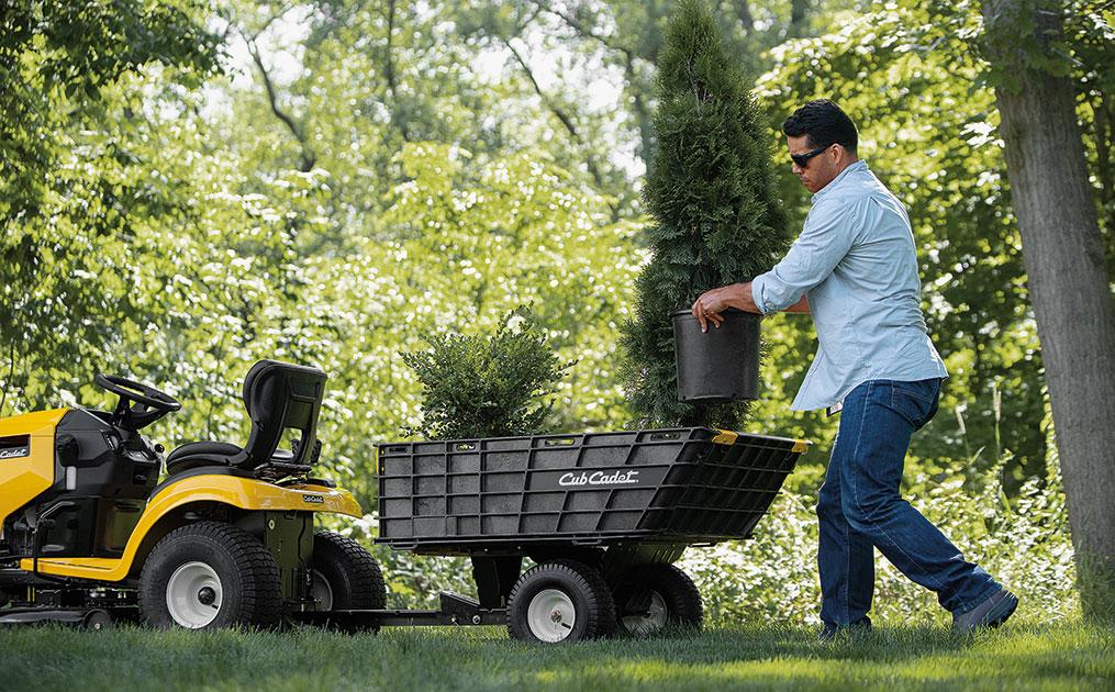 Lawn & Garden Tractors | Cub Cadet CA