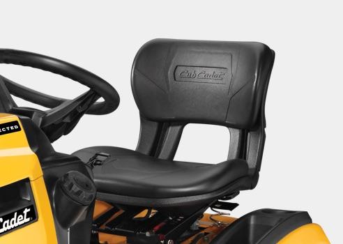 cub cadet lawn tractor seat