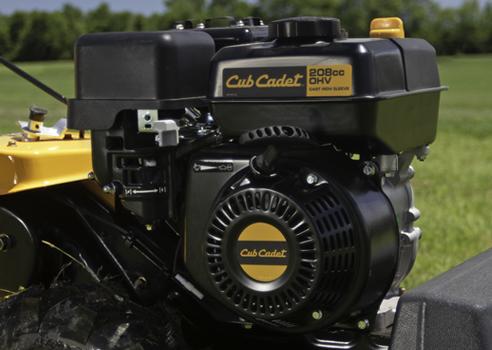 Cub Cadet Tiller Motor