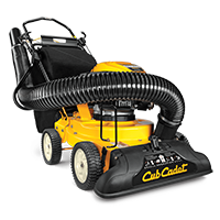 Chipper Shredders with Vacuums